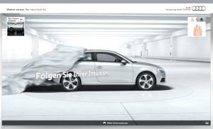 Audi A3 Webspecial
