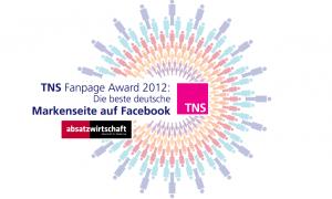 Tns Fanpage Award 2012