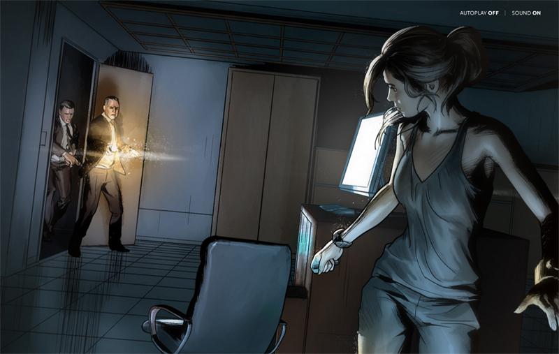 Graphic Novel (Quelle Peugeot)