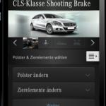 Smartphone Portal - Austria - Konfigurator