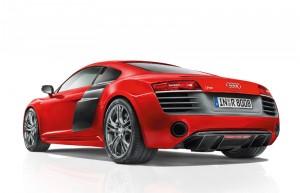 Audi R8 V10 Coupé (Quelle: Audi AG)