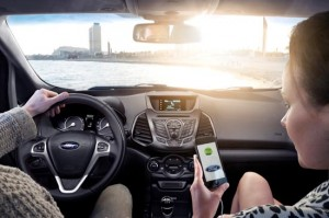 Ford SYNC (Quelle: Ford)