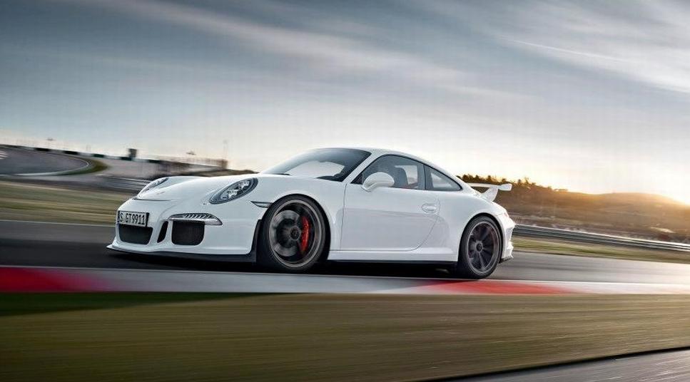 Gemeinsam den GT3 feiern (Porsche)