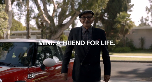 """Friend for Life"" - ACHT für BMW MINI (Quelle: ACHT)"