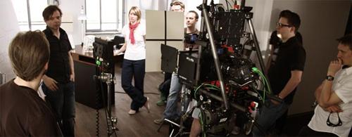 Stereoskopie Labor bei der ACHT-Frankfurt (Quelle: sechzehnzuneun.de)