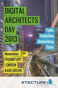 Digital Architects Day