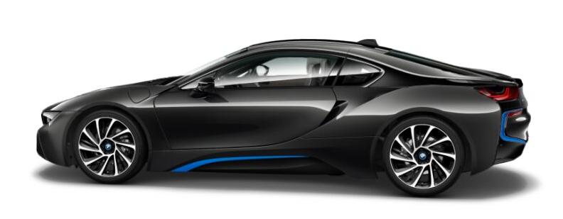 BMW i8 Konfigurator ist live