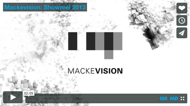 Mackevision Showreel (Vimeo)