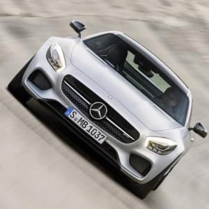 Mercedes-AMG GT - bald in anderen Händen (Daimler)