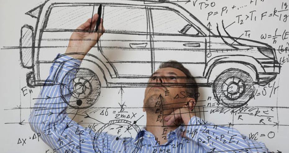 Automobilstudie - Ingenieure und Einkäufer gesucht (Facit Digital)