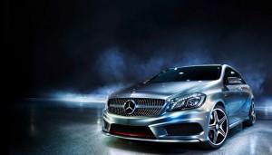 Die neue A-Klasse vom Daimler