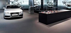Audi City in London - neues Retail-Format