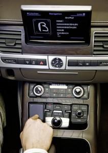Audi-MMI Touchpad
