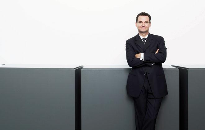 Stephan Grühsem, Generalbevollmächtigter der Volkswagen AG für den Geschäftsbereich Konzernkommunikation