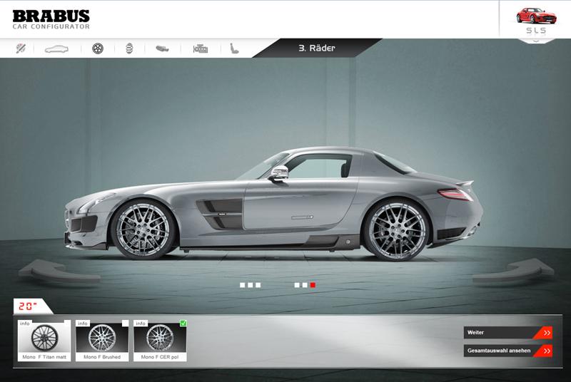Brabus Car Configurator 2 (Quelle: Brabus)