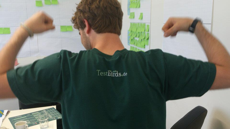 Testbirds GmbH - frischer Corporate Spirit