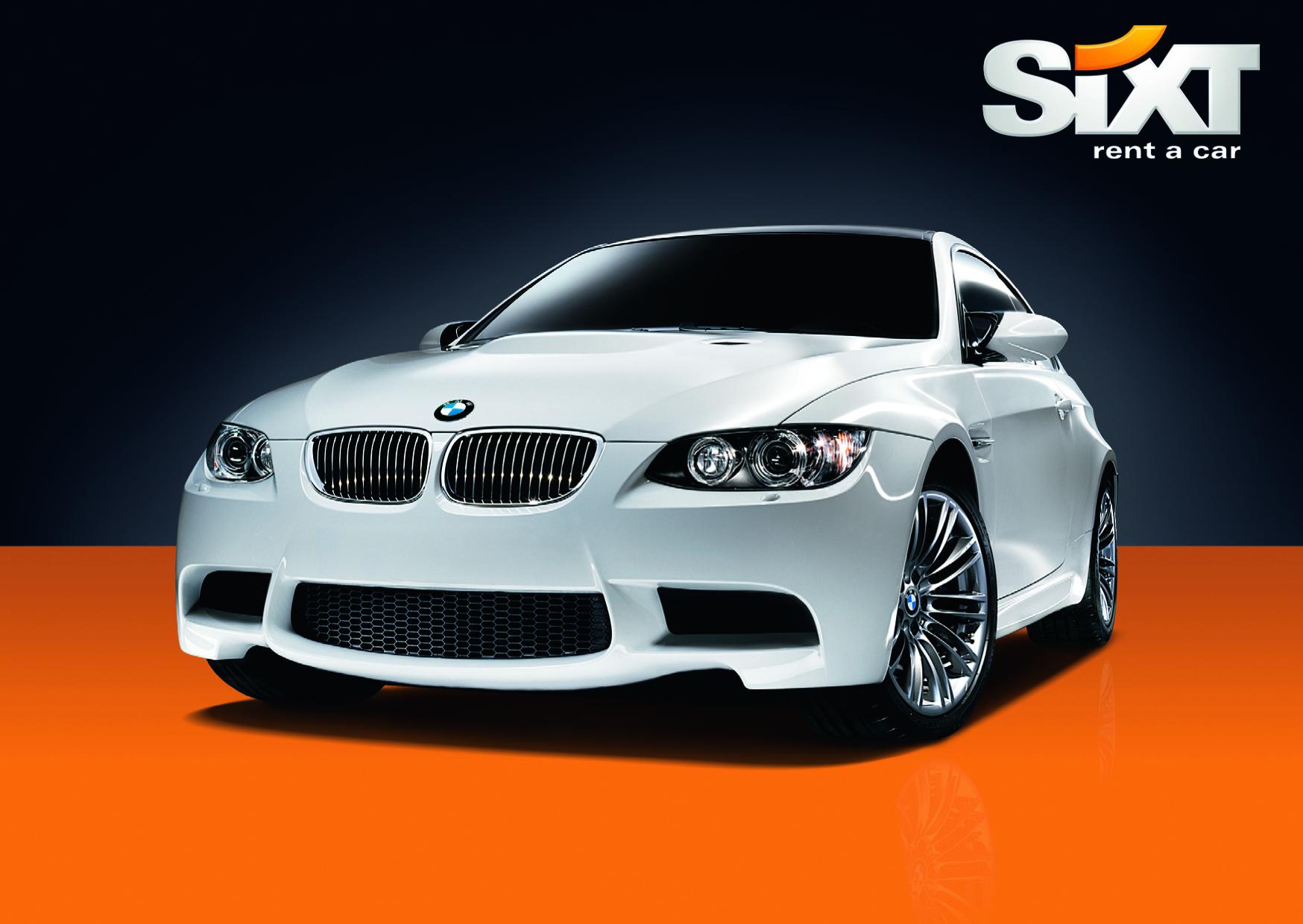Sixt Autovermietung: BMW (Quelle: Sixt)