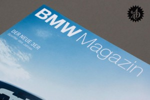 BMW-Magazin (Quelle: BMW)