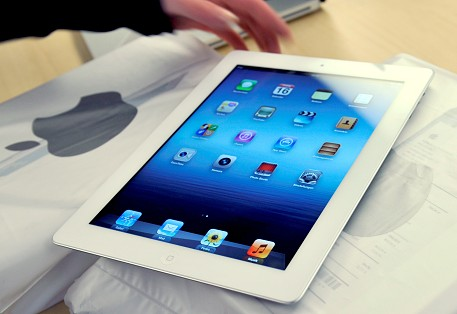 Tablets holen Smartphones ein (Quelle: Apple)