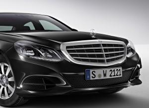 Die neue E-Klasse (Quelle: Mercedes-Benz)