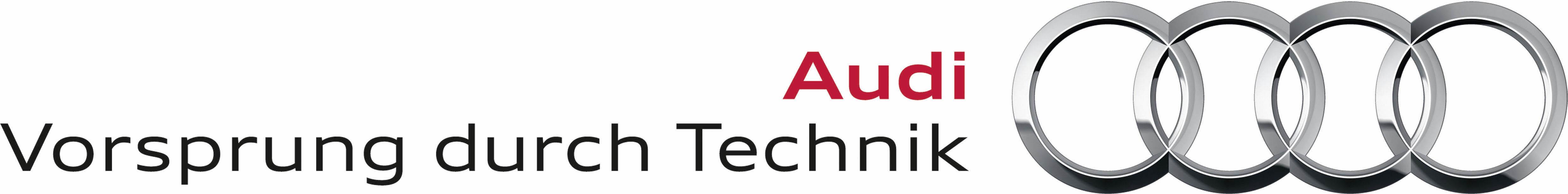 Neues Audi Logo (Quelle: Audi)