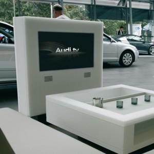 Audi's eigener Internetsender (Quelle: Audi AG)