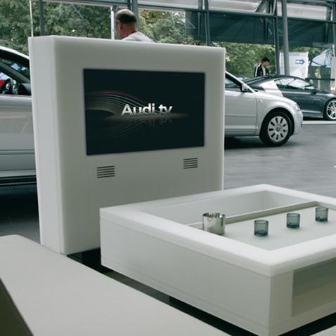 Audi's eigener Internetsender (Quelle: Audi)
