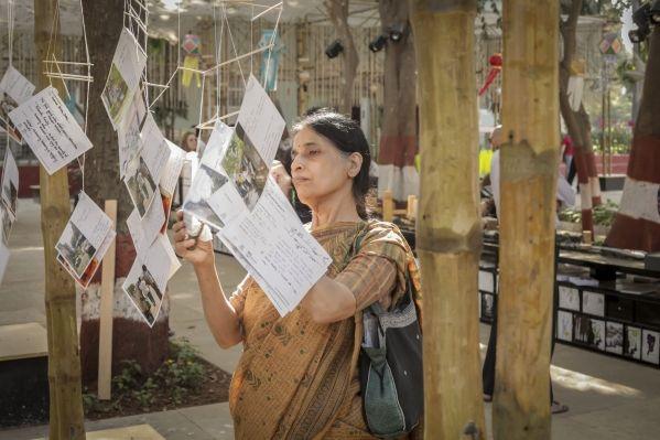 "Initiative ""Public/Private"" in Mumbai (Quelle: BMW)"