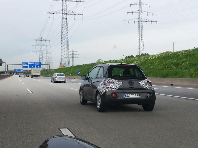 Erlkönig: KIA oder Hyundai?