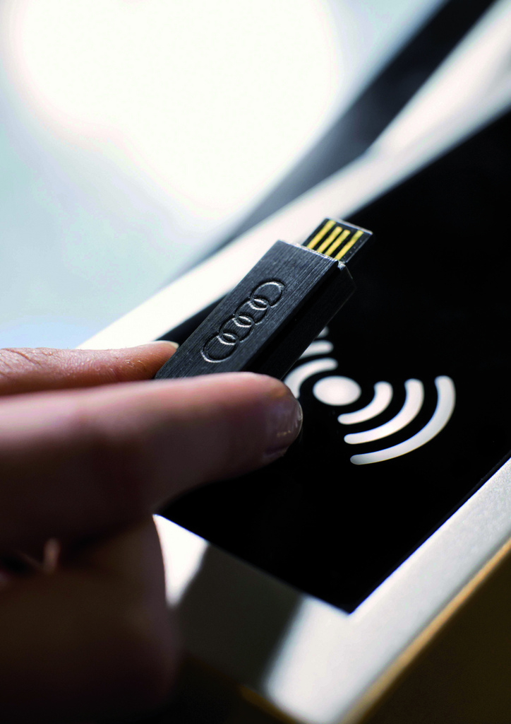 Den Vertrieb durch digitale Aufrüstung revolutionieren (Quelle: Audi)