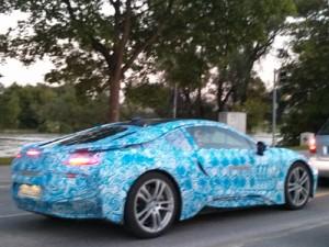 Erkönig BMW i8?