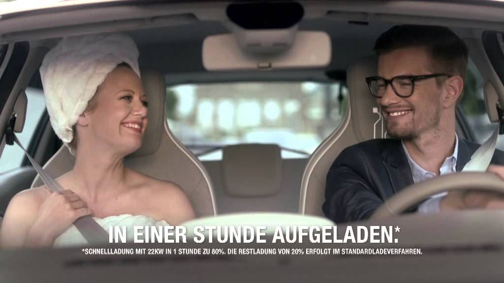 "Renault Zoe ""Schaumbad"" by ACHT (Quelle: ACHT)"