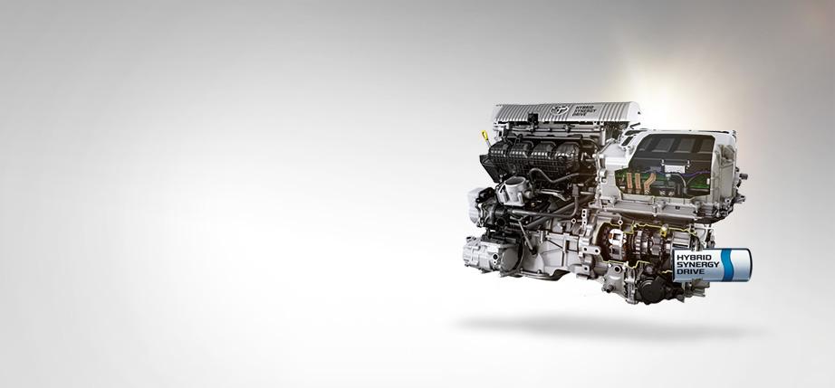 """""""Erleben Sie die ganze Welt von Toyota Hybrid"""" (Quelle: Toyota)"""