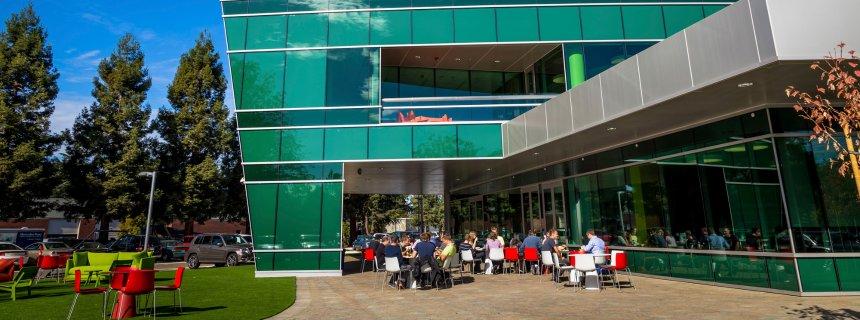 Das Mercedes-Entwicklungszentrum in Sunnyvale (Daimler)