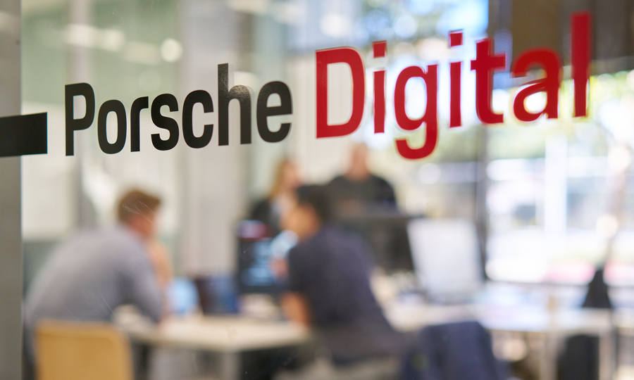 Digitale Transformation bei Porsche (Porsche)