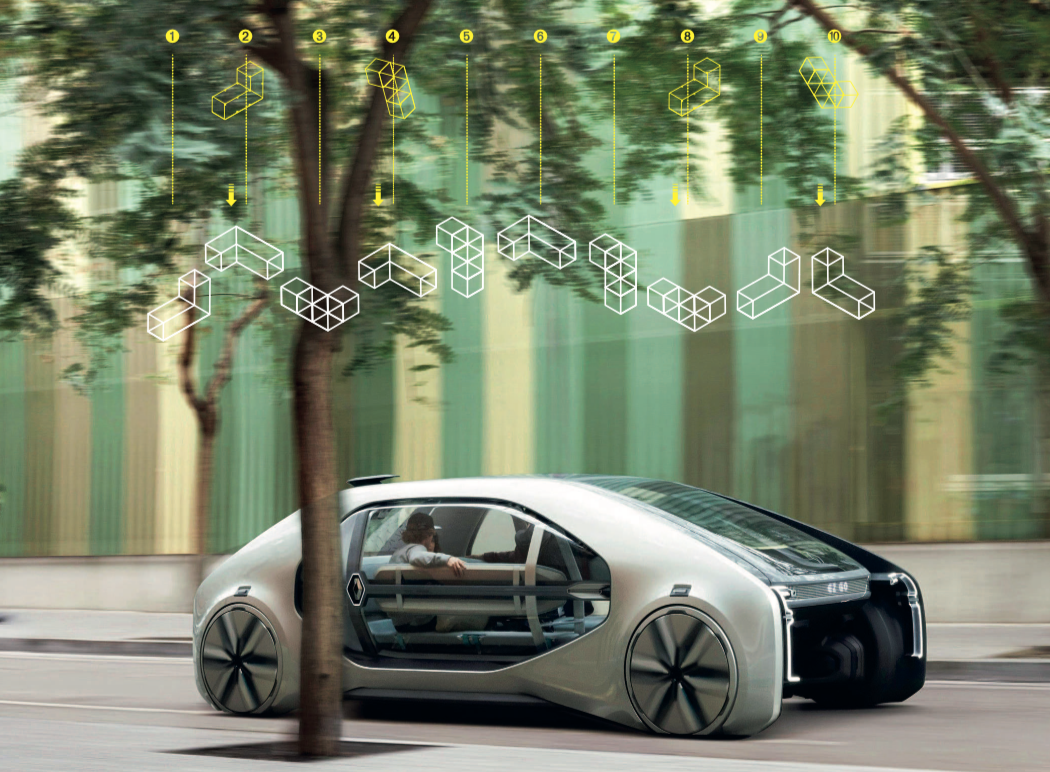 Selten hat sich eine Branche so schnell auf eine neue Technologie gestürzt wie die Autoindustrie auf die Blockchain (Renault)
