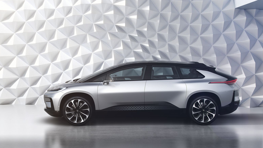 Faraday Future und der FF91 (Faraday Future)