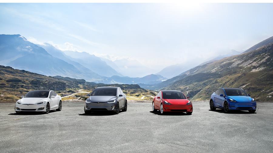 Hoffnungsträger 3 und Y: Die Produktrange der Tesla Personenwagen (Tesla)