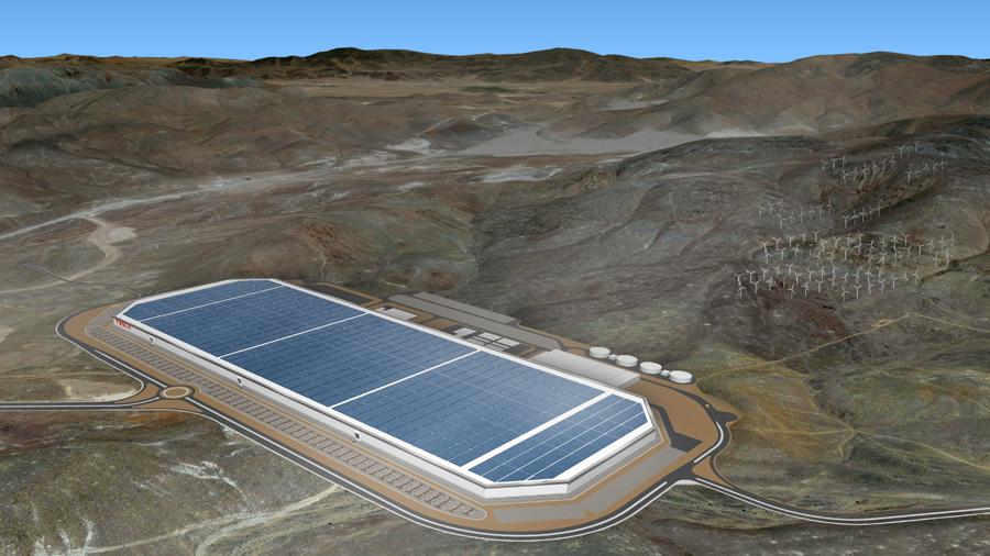 Produktionskosten: Die 3 Tesla Gigafactories verschlingen geschätzte 10 Mrd US-Dollar Baukosten (Tesla)